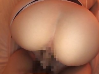 Sexual Japanese POV with a tight maid